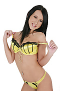 Angelica Kitten Queen bee istripper model