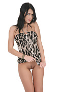 Angelica Kitten Deep jungle istripper model
