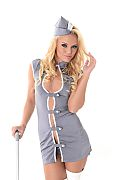 Vanda Lust Take Off istripper model