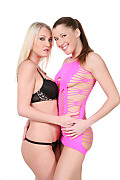 Susan Snow & Elisa Duo istripper model