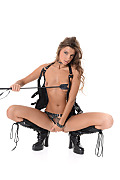 Melena Tara Dominant Nature istripper model