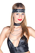 Jillian Janson Pirate istripper model