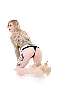 Carly Rae Passionate Date istripper model