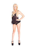 Elsa Jean Early Riser istripper model
